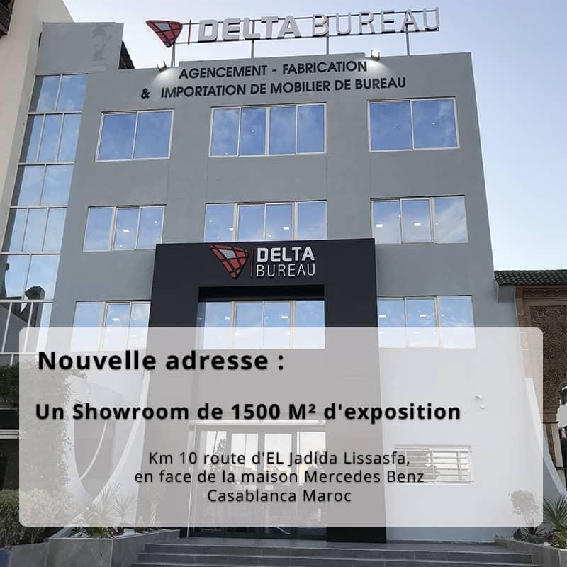 Delta Bureau Acteur Majeur De L Agencement La Fabrication